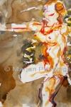 Groet aan Cranach 65 x 50 cm '12 Marjan Pennings -72 -400-TXT