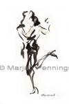 Argentijnse tango nr. 8. Geraldine & Ezequiel.