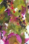 Glorious poisonous colours '14 - 65 x 50 - Marjan Pennings