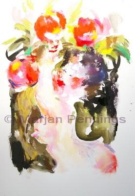 De aller- aller eerste keer - Uit Lust for Life - Marjan Pennings - Hexagram 44