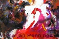 Snowwhite 1 - Uit Lust for Life - Marjan Pennings - Hexagram 54