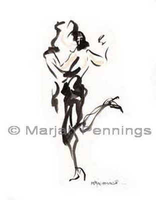 Argentijnse tango nr. 8 Geraldine & Ezequiel