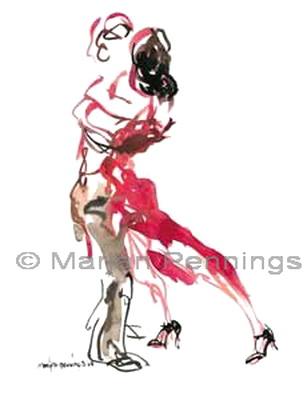 Tango 1 - Marjan Pennings