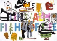 Jean Michel Basquiat en Andy Warhol - van de liefde en de dood. (Deel 2 en slot)