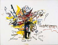 Jean Michel Basquiat en Andy Warhol - van de liefde en de dood