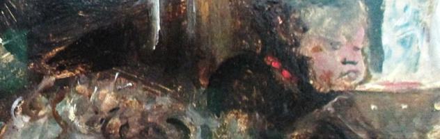 Het voetje van Rubens - te vinden in Rotterdam