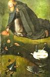 De heilige en de verzoeking Jeroen Bosch