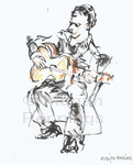 Django Reinhardt, het Rosenberg Trio en Nonnie
