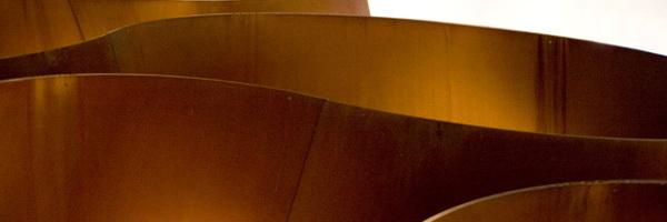 Richard Serra en het wonder van de tijd
