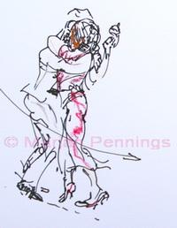 Zomer - Tango op de Groenmarkt
