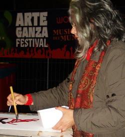 Hoe de Spaanse flamenco met Tibetaanse zand-mandala´s te maken heeft - La Chana