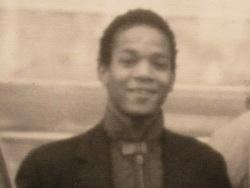 Jean Michel Basquiat in Schunck in Heerlen